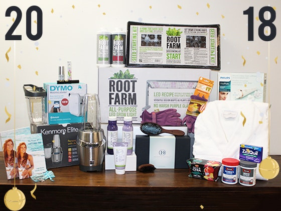 New Year's Swag Bag from Backstage Creations sweepstakes