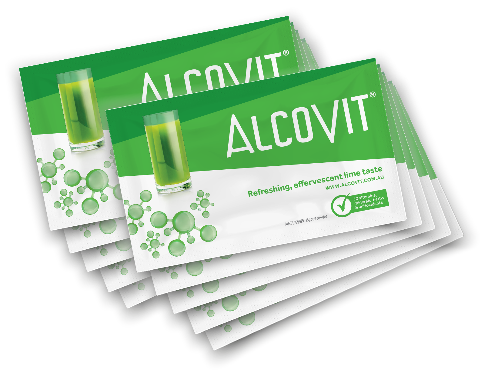 1 x Alcovit 25 pack sweepstakes