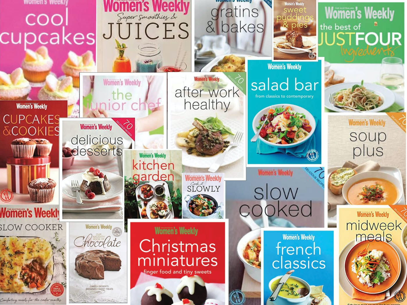 cook books sweepstakes