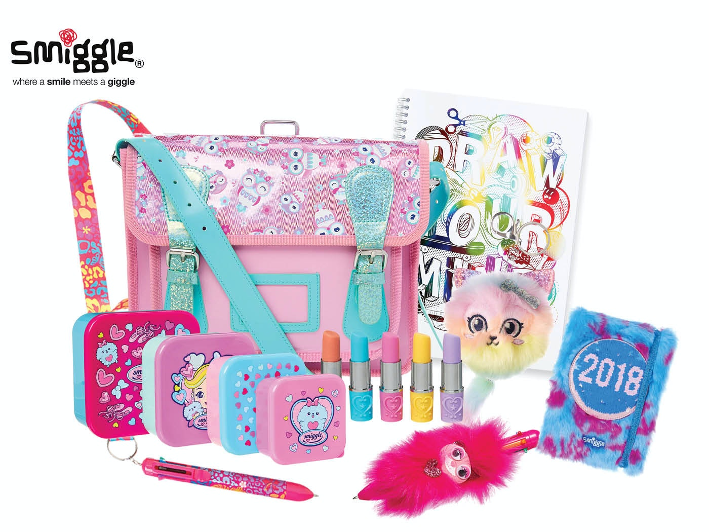 Smiggle Girls Back to School prize pack sweepstakes