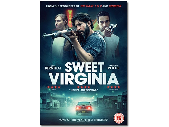 Sweet Virginia on DVD sweepstakes
