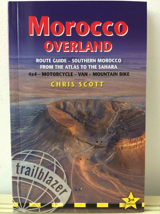 Morocco Overland Book sweepstakes