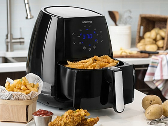 Gourmia FryChef Air Fryer sweepstakes