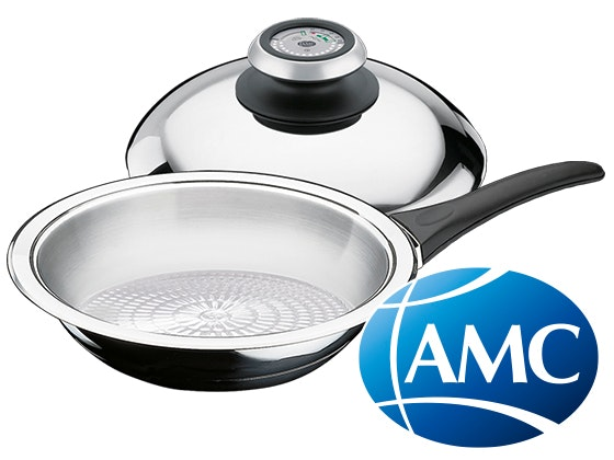 Amc hot pan mit logo
