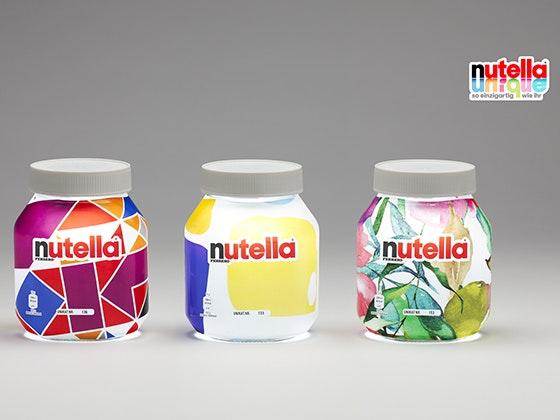 Unikat-Lampe von nutella unique Gewinnspiel