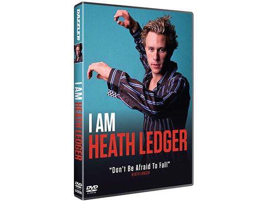 I Am Heath Ledger on DVD sweepstakes