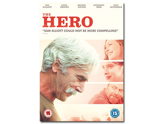The Hero on DVD sweepstakes