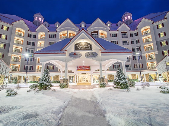 RiverWalk Resort at Loon Mountain in New Hampshire sweepstakes