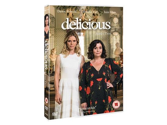 Win a copy of Delicious on DVD sweepstakes