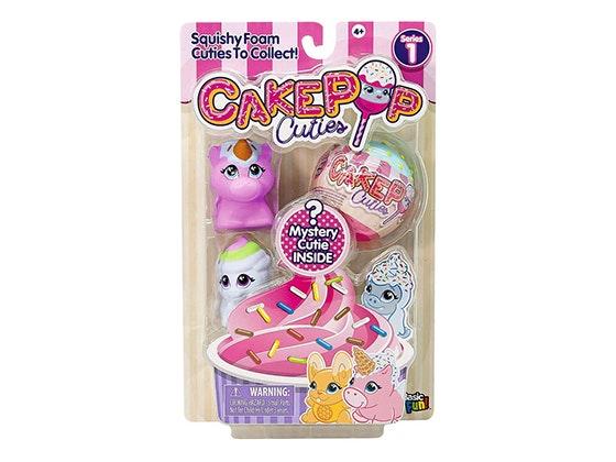 Cake pop cuties giveaway
