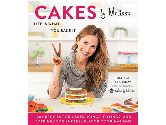 """Cakes by Melissa: Life Is What You Bake It"" Cookbook sweepstakes"