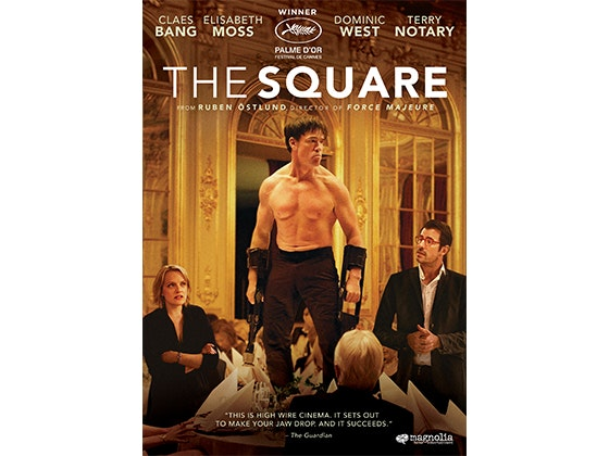 """The Square"" on DVD sweepstakes"