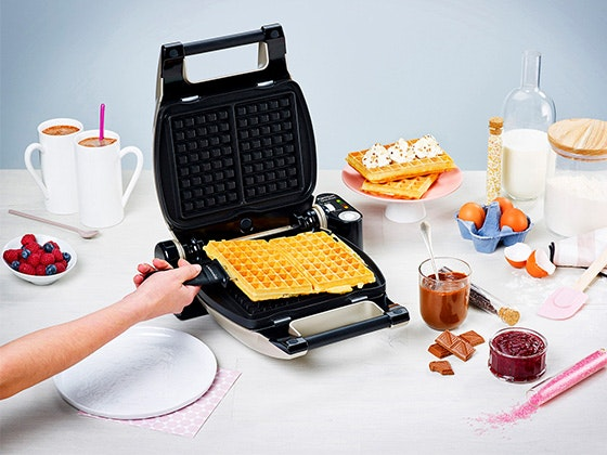 Lagrange waffle makers giveaway 1