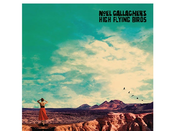 Exclusive trip to Brussels to see Noel Gallagher's High Flying Birds in Concert sweepstakes