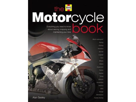 The Motorcycle Book  sweepstakes