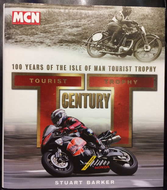 100 Years of the Isle of Man TT by Stuart Barker sweepstakes