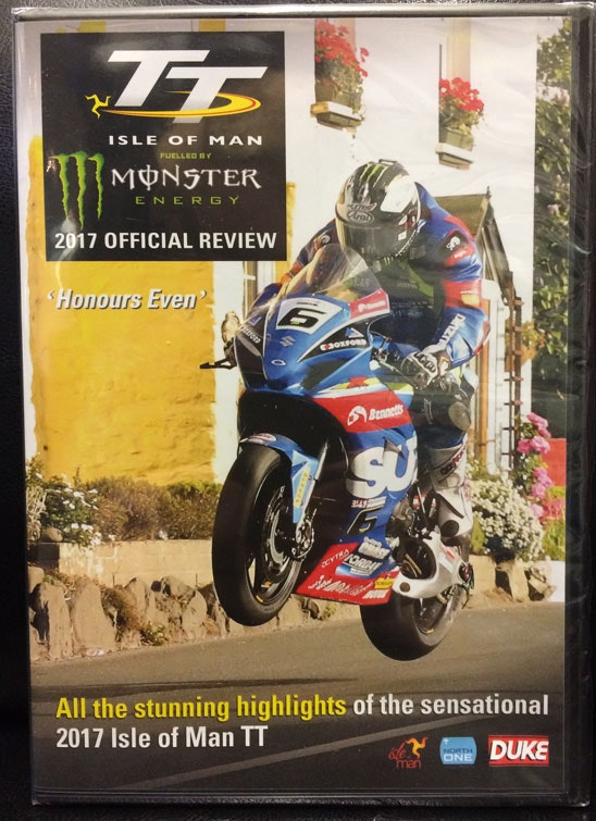 2017 TT official review dvd sweepstakes