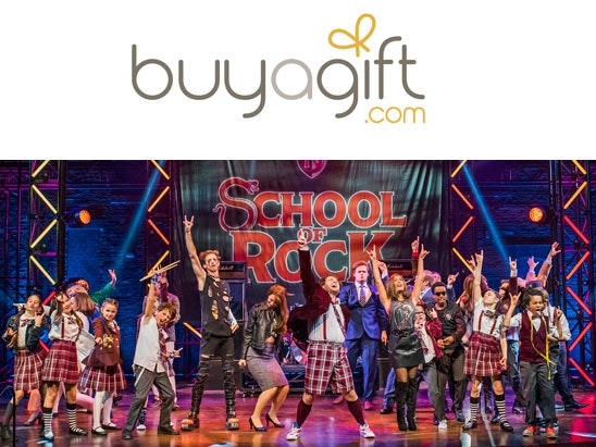 a Buyagift.com London theatre break sweepstakes
