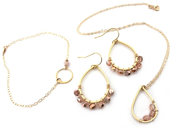 Jewelry Set from CY Design Studio sweepstakes