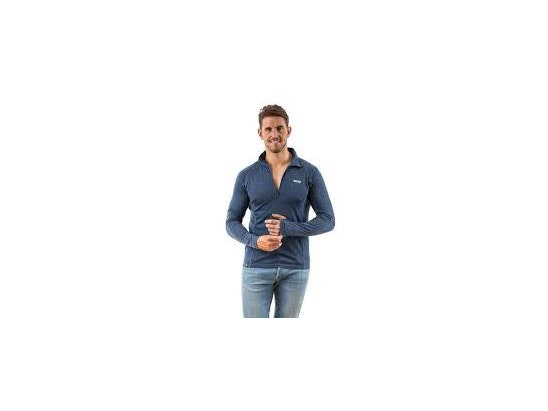 EDZ merino zip neck base layer sweepstakes