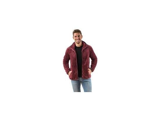 EDZ Yeti fleece jacket sweepstakes