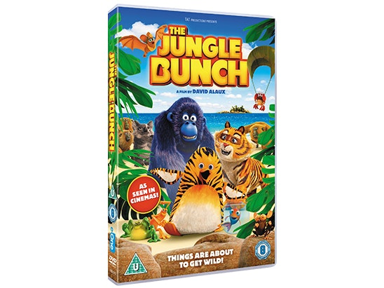 The Jungle Bunch on DVD sweepstakes