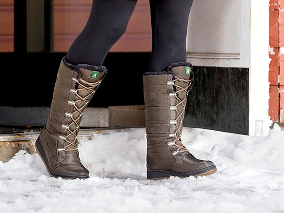 Family Four-Pack of Winter Boots from Kamik sweepstakes