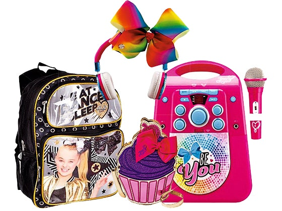 JoJo Siwa Prize Bundle Teen Boss sweepstakes