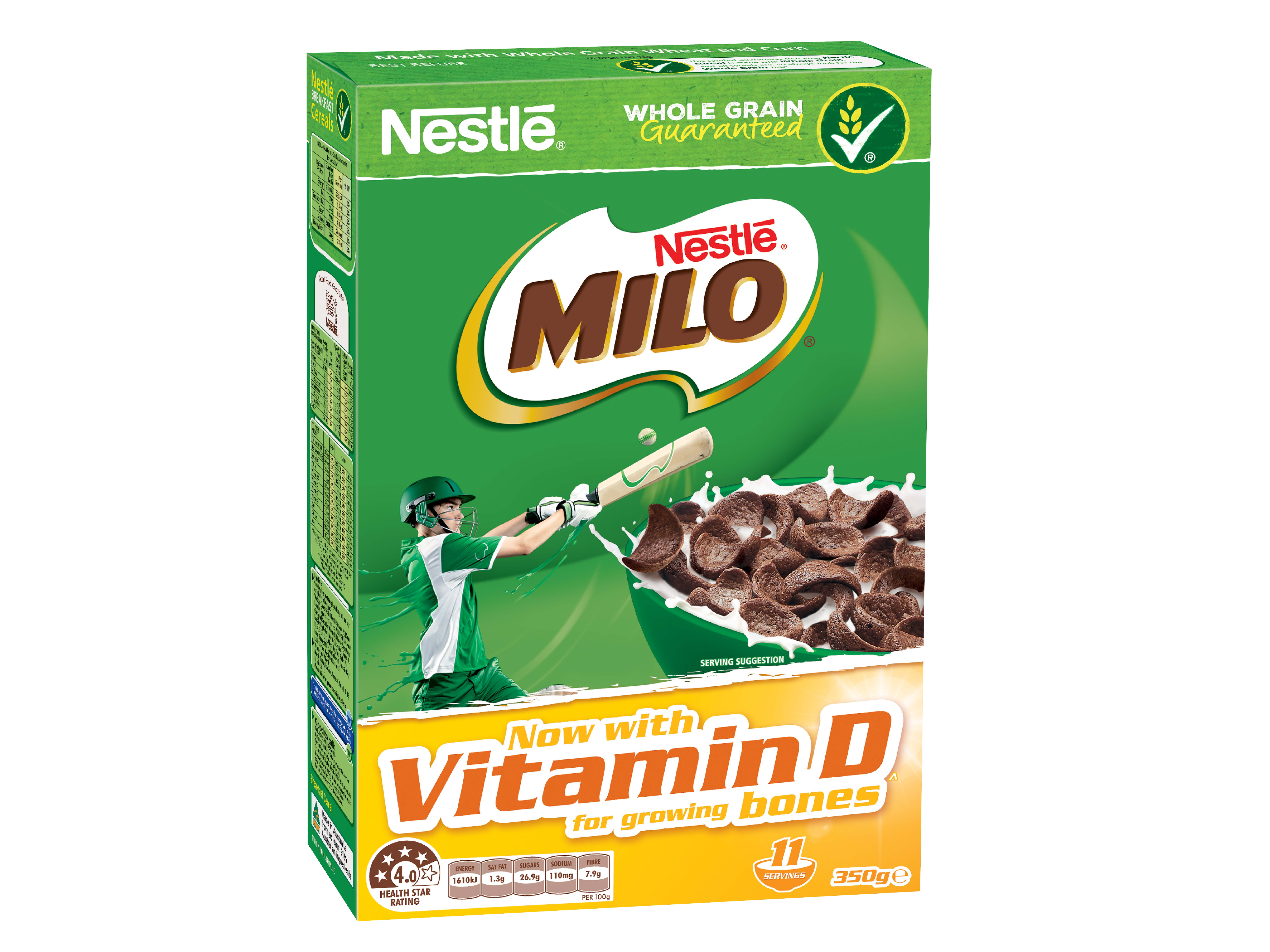 Milo pack sweepstakes