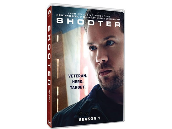 Shooter Season One sweepstakes