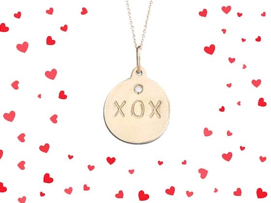 Helen Ficalora XOX Necklace Giveaway sweepstakes