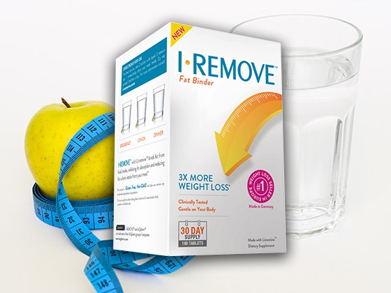 I-REMOVE Weight Loss Supplements sweepstakes