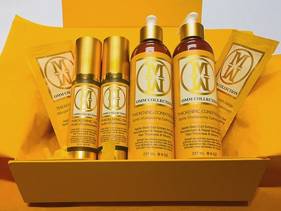 OMM Collection Hair Thickening Gift Set sweepstakes
