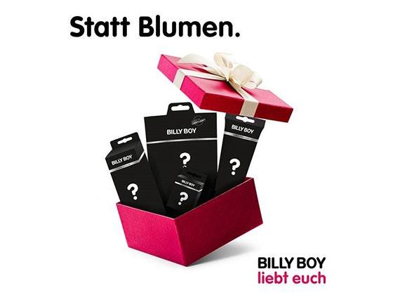 Billy Boy liebt euch: in Hamburg Gewinnspiel