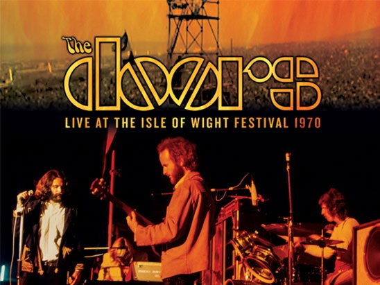 The Doors: Live At The Isle Of Wight 1970  sweepstakes