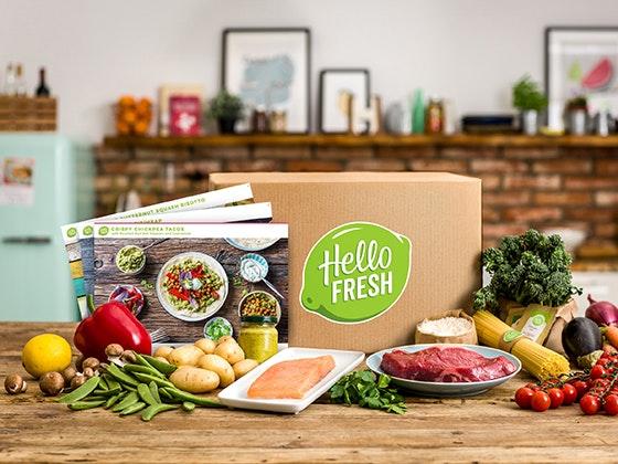 HelloFresh Kochboxen zu gewinnen! Gewinnspiel