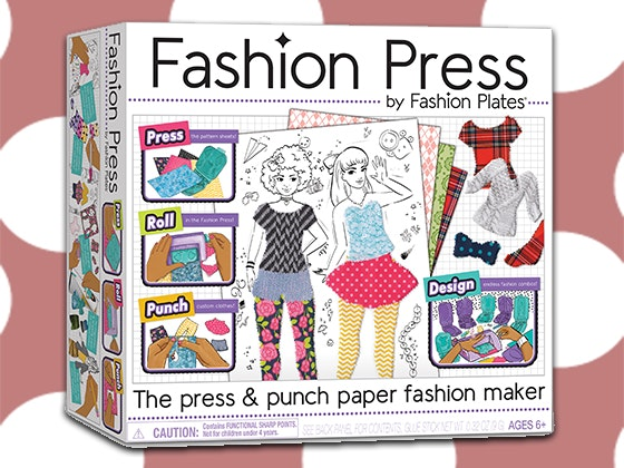 Fashion press kit giveaway