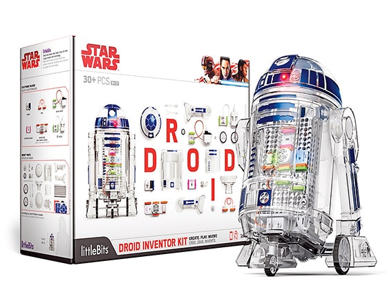 Starwars droid giveaway