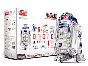 Starwars droid giveaway