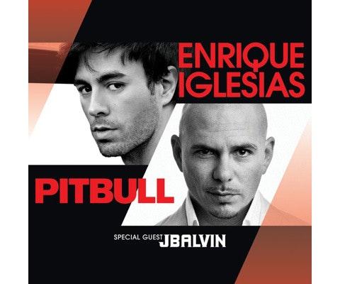 Enrique pitbull giveaway