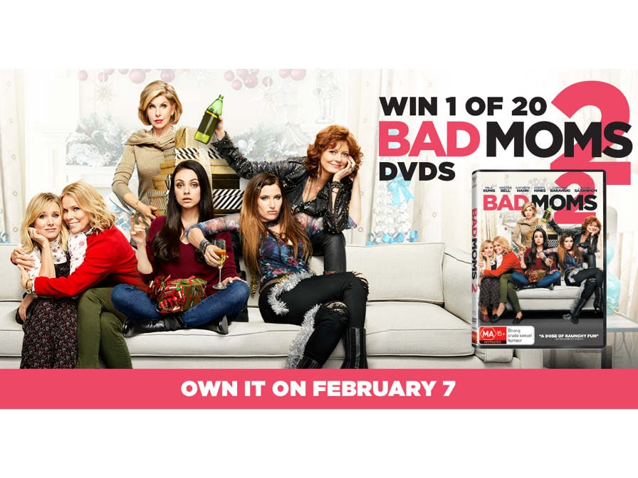 bad moms dvd sweepstakes