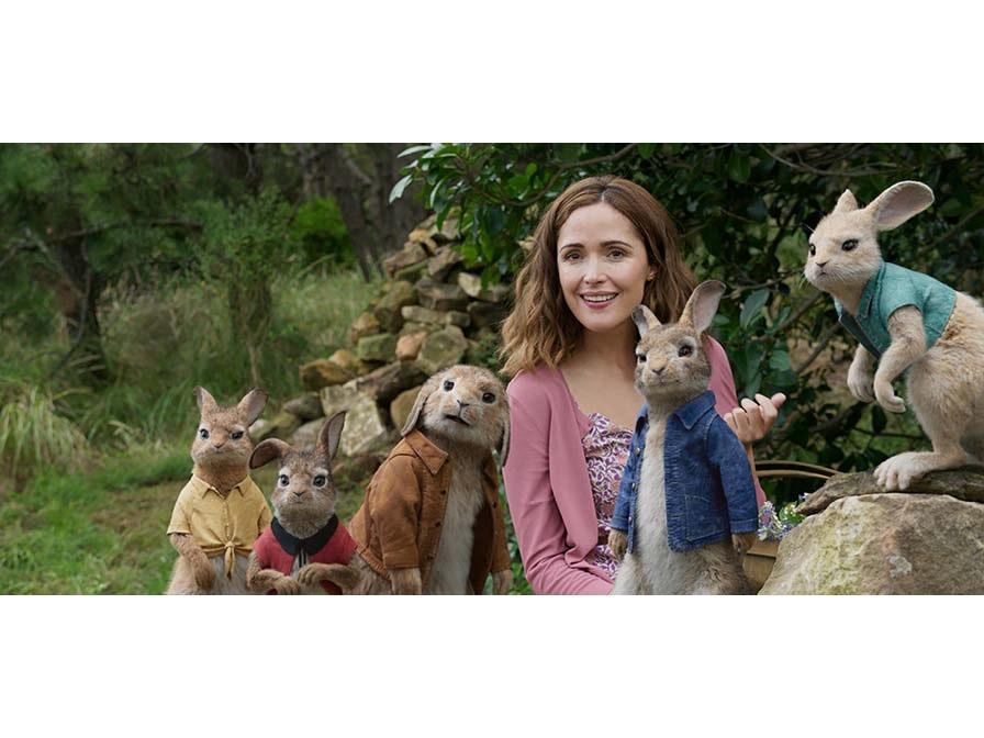 Peter Rabbit family movie pass sweepstakes