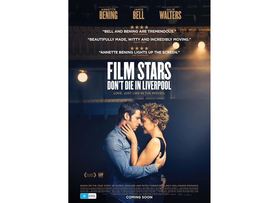 Film stars don't die in liverpool movie tickets sweepstakes