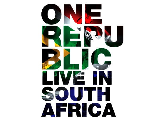 Win A COPY OF OneRepublic live in South Africa ON DVD sweepstakes
