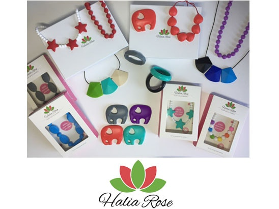 a set of Halia Rose jewellery sweepstakes