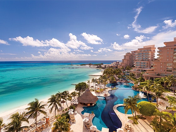 Stay at Grand Fiesta Americana Coral Beach Cancun Resort sweepstakes