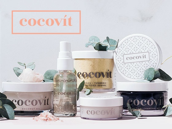 Ultimate Coconut Beauty Giveaway from Cocovit sweepstakes