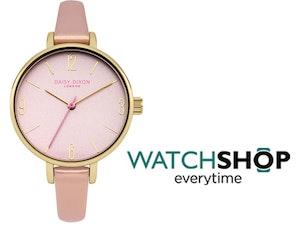Daisy dixon khloe watch watchshop com competition