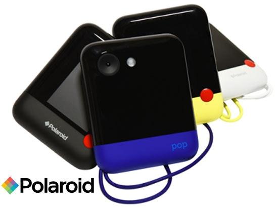 a Polaroid Pop camera sweepstakes