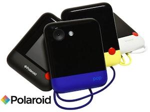 Polaroid pop camera competition